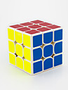 Yongjun® Magic Cube 3*3*3 Speed / Professional Level Smooth Speed Cube Rainbow ABS Toys