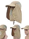 Кепка для рыбалки / Кепка с защитой от UV-лучей / Защитная шляпа с москитной сеткой Caps / vizieren / Лицевая Маска / КепкаДышащий /