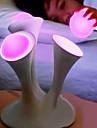 creativo gradienti fungo ha condotto la luce di notte