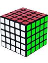 Shengshou® 부드러운 속도 큐브 5*5*5 속도 매직 큐브 블랙 페이드 / 아이보리 ABS