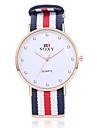 Momen Luxury Brand Rose Gold R-watch Nylon Strap Men Wristwatches Fashion Quartz Watch Relogio Masculino