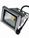 10W LED прожекторы 900 lm Тёплый белый / Холодный белый COB Декоративная / Водонепроницаемый DC 24 V 1 ед.