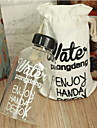 600ml Graffiti Plastic Water Bottle with Textile Cover