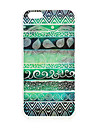 Kinston® Green Totem Pattern TPU Soft Protective Case For iPhone 7 7 Plus 6s 6 Plus SE 5s 5c 5 4s 4