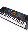 Electronic Organ Random  Plastic Red / Black / White Music Toy For Kids