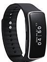 Unisex Orologio sportivo / Smart watch / Orologio da polso DigitaleLED / allarme / Monitoraggio frequenza cardiaca / Pedometro / Fitness