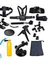 Accessoires GoPro Fixation / Etui de protection / Monopied / Trepied / Avec Bretelles / Vis / Buoy / Suction / Accessoires Kit PourGopro
