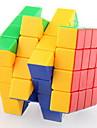 / Cuburi Magice 4*4*4 / Cub Viteză lină Curcubeu Plastic Jucarii