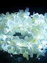 NO 2 M 20 ДИП светодиоды белый / красный / синий / зеленый / фиолетовый Водонепроницаемая W Гирлянды <5V V