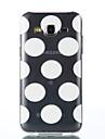 Для Кейс для  Samsung Galaxy Прозрачный Кейс для Задняя крышка Кейс для Плитка Мягкий TPU Samsung J5 / Grand Prime