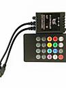 zdm® 20 ключ 70w инфракрасная музыка водить контроллер для прокладки СИД RGB света (DC12-24V)