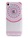 Для Кейс для iPhone 7 / Кейс для iPhone 7 Plus / Кейс для iPhone 6 С узором Кейс для Задняя крышка Кейс для Геометрический рисунок Мягкий