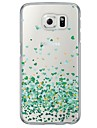 Heart Sea Pattern Soft Ultra-thin TPU Back Cover For Samsung GalaxyS7 edge/S7/S6 edge/S6 edge plus/S6/S5/S4