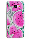 Watermelon Pattern Material TPU Phone Case For Samsung Galaxy A5(2016) A3(2016)