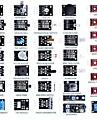 37-в-1 для Arduino сенсорного модуля набора 60pcs резисторы обучения