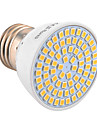 YWXLight 7W E26/E27 LED Spotlight 54 SMD 2835 600-700 lm Warm White / Cool White Decorative AC/DC 10-30 V 1 pcs