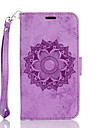 PU Leather Material Datura Flowers Pattern Painted Phone Sets for Samsung Galaxy J510 J5 J310 J3 G530 G360