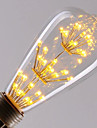 E27 2.5W 300LM ST64 LED Vintage Edison LED Filament Bulb Retro Incandescent Light AC220-240V