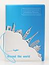 Органайзер для паспорта и документов Обложка для паспорта Водонепроницаемость Компактность Защита от пыли Хранение в дороге для