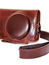 dengpin® ретро съемный пу кожаный чехол для камеры сумка чехол с плечевым ремнем для Canon Powershot g7 х G7X