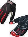 Перчатки Спортивные перчатки Жен. / Муж. Перчатки для велосипедистов Осень / Зима ВелоперчаткиСохраняет тепло / Анти-скольжение / Дышащий