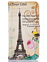 Card Holder Wallet with Stand Eiffel Tower Pattern Case Full Body Case Hard PU Leather for Samsung Galaxy  J5 (2016)  J5  J3  J1 (2016)