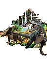 Животные Наклейки 3D наклейки Декоративные наклейки на стены,PVC материал Съемная / Положение регулируется Украшение домаНаклейка на