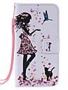 Pour Portefeuille Porte Carte Avec Support Clapet Coque Coque Integrale Coque Femme Sexy Dur Cuir PU pour Samsung J3 J3 (2016)