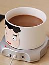 USB Cup Warmer Office Coffee Tea Mug Heater Pad Mat 2.5W 5V Winter Drink Warm Computer