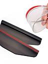 ziqiao автомобиль зеркало заднего вида дождевой воды брови покрытия боковой щит (2 шт)