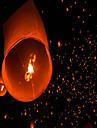 сердце образный Kongmin свет лампы небо фонарь