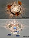 Потолочный светильник Хрусталь / Светодиодная лампа / Мини / Лампа входит в комплект 1 шт.