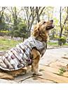 Perros Abrigos Chaleco Color Camuflaje Ropa para Perro Invierno Primavera/Otono camuflaje Casual/Diario Mantiene abrigado
