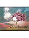1 piece Anti-Rayures En Plastique Transparent Decalcomanie Motif PourMacBook Pro 15\'\' with Retina / MacBook Pro 15 \'\' / MacBook Pro 13\'\'