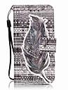 penas tribais pintam caso de telefone pu para Apple iTouch 5 6