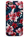 Pour Motif Coque Coque Arriere Coque Fleur Dur Polycarbonate pour Apple iPhone 7 Plus / iPhone 7 / iPhone 6s Plus/6 Plus / iPhone 6s/6