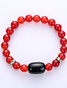 Men\'s Women\'s Couple\'s Strand Bracelet Yoga Bracelet Amber Jewelry For Party Anniversary Birthday Gift Casual