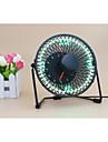 Novelty Clock Fan with Floating LED Time Display  145*168*115   UF-240-07 130cm   Black