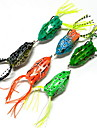 "1 pcs Hard Bait Soft Bait Fishing Lures Hard Bait g/Ounce mm/2-1/4"" inch,Hard Plastic Bait Casting General Fishing"