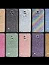 Pour Samsung Galaxy Note Autre Coque Coque Integrale Coque Brillant Polycarbonate pour Samsung Note 4