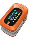SPortguard bout des doigts oxymetre de pouls SpO2 moniteur de frequence cardiaque - Orange