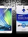 hd protecteur d\'ecran avec la poussiere absorbeur pour Samsung Galaxy a5 (3 pieces)