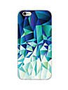 For iPhone 6 Case / iPhone 6 Plus Case Ultra-thin / Pattern Case Back Cover Case Geometric Pattern Soft TPUiPhone 6s Plus/6 Plus / iPhone