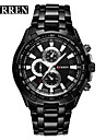 Men\'s Sport Watch Dress Watch Fashion Watch Calendar Water Resistant / Water Proof Swiss Designer Quartz Alloy Band Casual Luxury