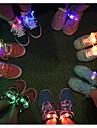 моды для мужчин женщины загораются привело шнурки партии светящегося ночь работает шнурков клуб высвечивающейся светящееся шнурком