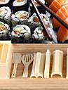 суши приготовления инструменты поделок 10 шт суши производитель суши ролл инструменты шарик риса прессформы