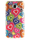 For Samsung Galaxy J5 J5(2016) J3 J3(2016) G530 Case Cover Love Pattern IMD Process Painted TPU Material Phone Case
