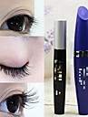 2 Pcs Combination Eyelash To Cream Suit Fiber Purple Fat Graft Thickening Long Thick Coils Become Warped