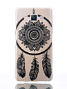 For Samsung Galaxy A510 A5 A310 A3 TPU Material Wind Chimes Patterns Relief Phone Case
