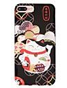 Для IMD С узором Кейс для Задняя крышка Кейс для Животный принт Мягкий TPU для AppleiPhone 7 Plus iPhone 7 iPhone 6s Plus/6 Plus iPhone